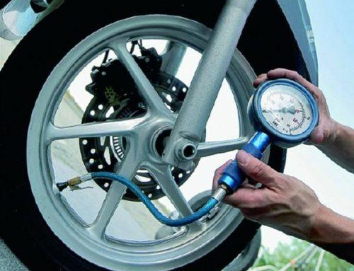 Presión ruedas Scoopy